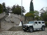 Hummer para bodas