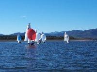 与班集体探险帆船课程帆独木舟