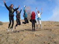 Paisajes deserticos Gran Canaria