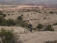 Route in MTB