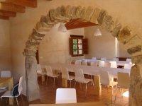 Salones interiores en Zamora