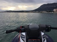 Route on 2-Seater Jet-ski, Denia, 1h