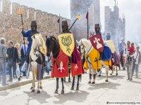 Fiesta medieval en Montblanc