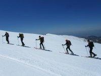 国家滑雪道在内华达内华达