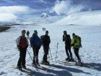 滑雪旅游高山滑雪实践