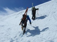 我们介绍越野滑雪道在