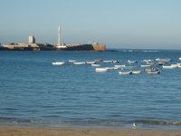 La Caleta海滩