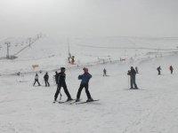 dia de esqui en Salamanca