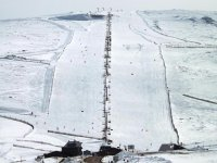 vista aerea de las pistas