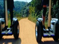 Ruta en segway por el campo