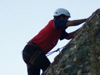 Climbing in Extremadura