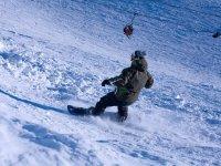 snowboard en astun