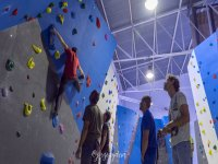 Adult climbing classes