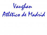Vaughan Atlético de Madrid Campamentos de Inglés