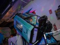 Vuelos espaciales de realidad virtual