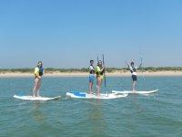 paddle sup Huelva