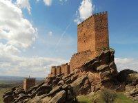 Fortaleza castillo de Zafra