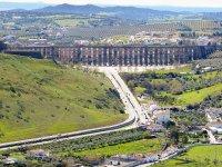 Frontera Elvas con Portugal