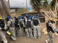 Paintball Adults