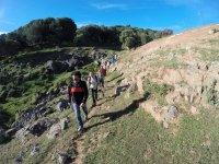 摩立特集团远足路线指导远足