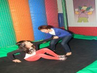 party adult trampoline