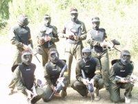 El equipo de batalla