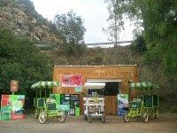 Quadricycles via sierra green