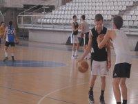 Curso de baloncesto