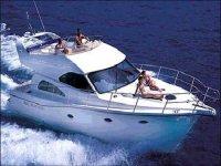 标志Crisaremi第五,罗德曼41帆船思想
