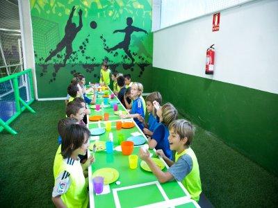 Mundo Fútbol Indoor Palma Parques Infantiles