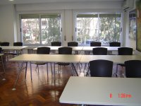 Classroom in Madrid