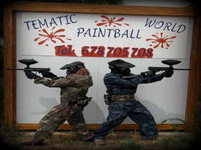 Tematic World Paintball