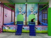 Trampolines and jumps in Elche Alicante