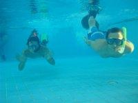 Bautismos en piscina en Cáceres