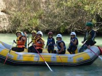 Rafting especial chiquitines