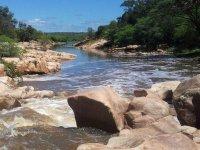 aguas del rio