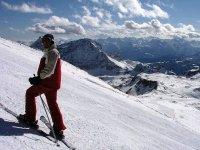 esqui de montana
