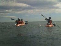 Viaggio in kayak