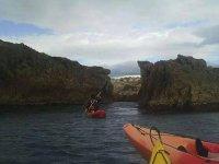 Imparare a fare kayak