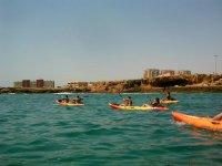 Pomeriggio con kayak