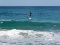 Esperando olas