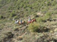 Excursion en los Montes de Cierzo