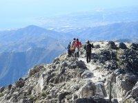 Trekking in Malaga