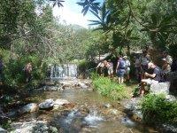 Excursiones de senderismo entre cascadas