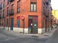 Situados en el centro de Valladolid
