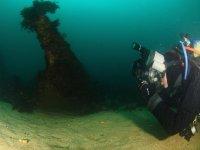 Fare fotografia subacqueo