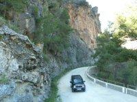 Off-road excursion in Malaga