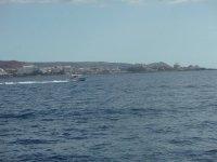 Navegando desde Puerto Colon
