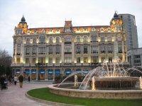 Casa Conde. Plaza Escandalera. Oviedo