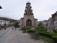 Plaza del Mercado. Cangas de Onis